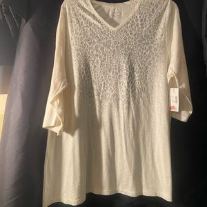 Catherine's shirt. New with tags! Size 18/20